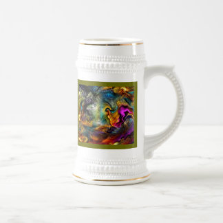 Fall Dance Beer Stein