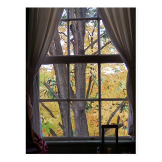 Fall Day at the tavern Postcards