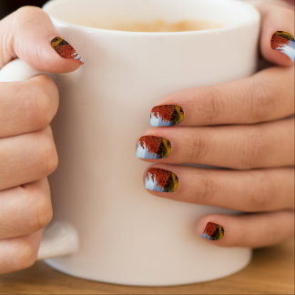 Fall Day in Kyoto Minx ® Nail Art