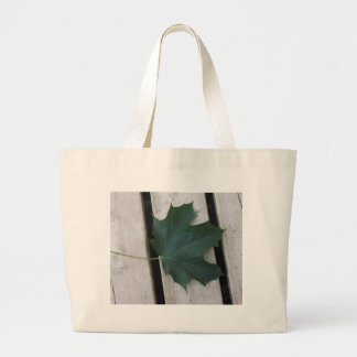 Fall Days Large Tote Bag