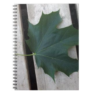 Fall Days Notebook