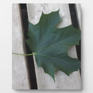 Fall Days Plaque