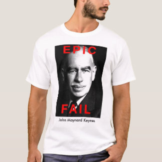 Fall de Keynes Playera