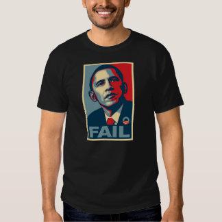Fall de Obama Playera