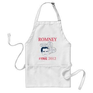 Fall de Romney Delantales