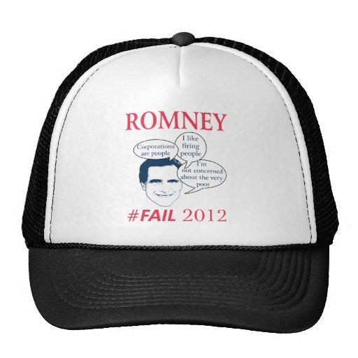 Fall de Romney Gorras
