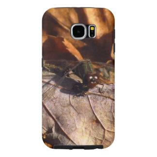 Fall Dragonfly Samsung Galaxy S6 Case