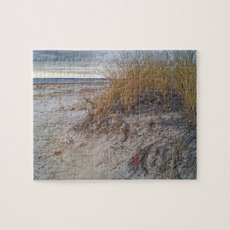 Fall Dunes Photo Puzzle