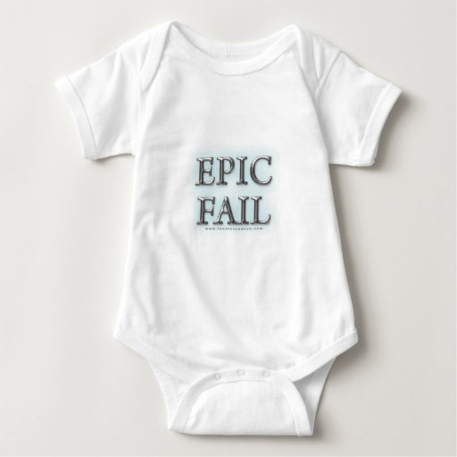 Fall épico body para bebé