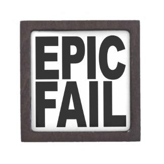 Fall épico caja de regalo de calidad