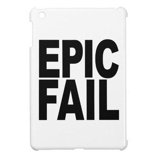 Fall épico iPad mini cobertura