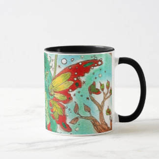 Fall Fairy in the TreeTops MUG! Mug