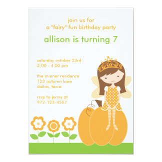 Fall birthday invitations gangcraft autumn birthday invitations announcements zazzle birthday invitations filmwisefo