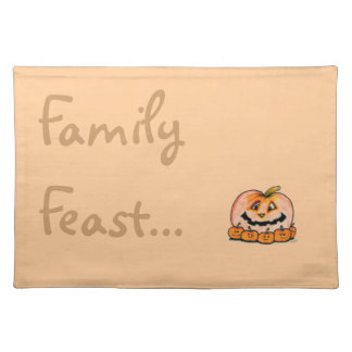 Fall Family Feast Placemat