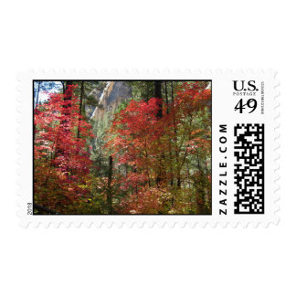 Fall Fantasy (15) Postage Stamps