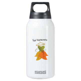 Fall Fashionista 10 Oz Insulated SIGG Thermos Water Bottle