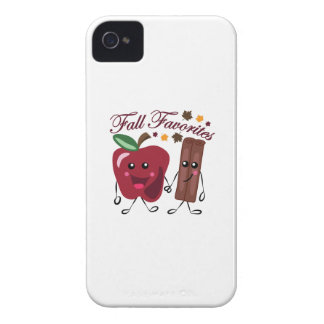 Fall Favorites iPhone 4 Cover