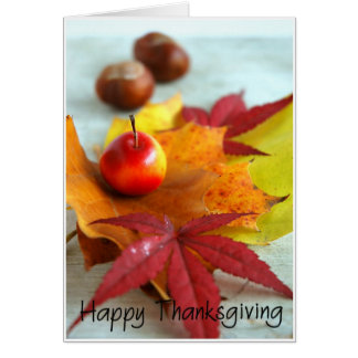 Fall Feelings Card