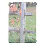 fall fence iPad mini covers