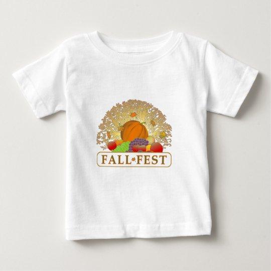 Fall Fest Baby T-Shirt