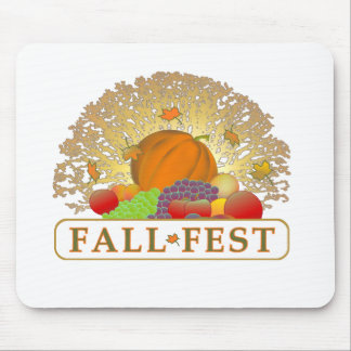 Fall Fest Mouse Pad