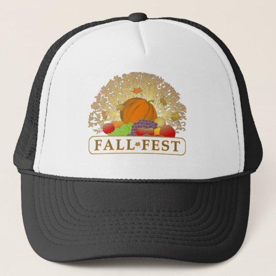 Fall Fest Trucker Hat
