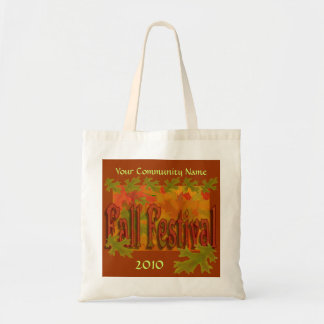 Fall Festival! Budget Tote Bag