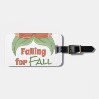 Fall Festivities Luggage Tag