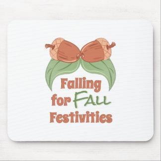 Fall Festivities Mouse Pad