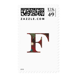Fall Flora F Postage Stamps