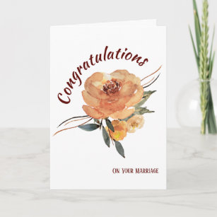 On Your Marriage Congratulations Gifts On Zazzle