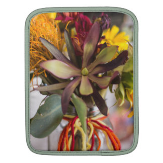 Fall Flower Arrangement iPad Sleeve