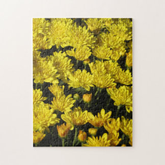 Fall Flowers Jigsaw Puzzle