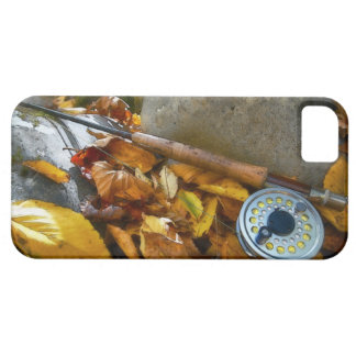Fall Fly Fishing Rod iPhone 5 Cover