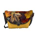 Fall Foliage Close up - Messenger Bag