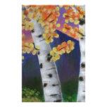 Fall Foliage I Customized Stationery