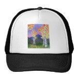 Fall Foliage II Mesh Hats