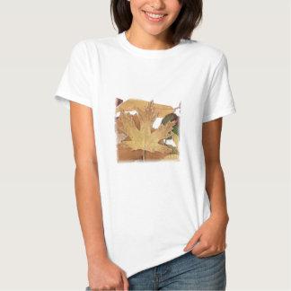 Fall Foliage Maple Leaf Tee Shirt