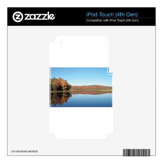 FALL FOLIAGE MEADOW iPod TOUCH 4G SKIN