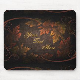 Fall Foliage Mouse Pad