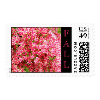 Fall Foliage Postage Stamp