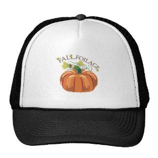 Fall Foliage Trucker Hat