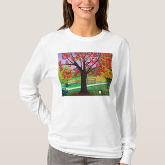 Fall for Autumn women's American Apparel hoodie