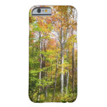 Fall Forest I Autumn Landscape Photography Barely There iPhone 6 Case