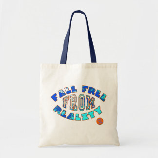 Fall Free From Reality Canvas Bag