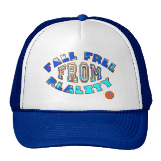 Fall Free From Reality Trucker Hat