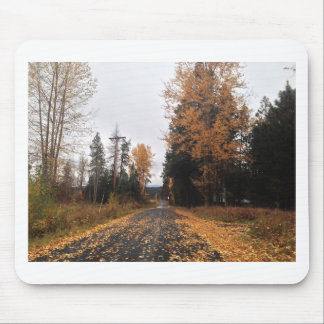 Fall Frenzy Mouse Pad