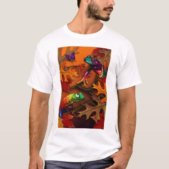 Fall Frogs T-Shirt