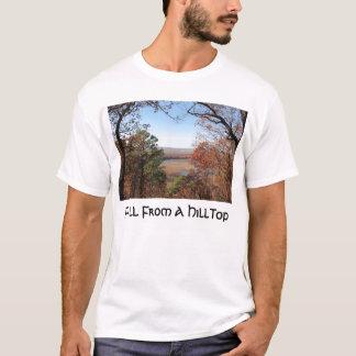 Fall From a Hilltop T-Shirt