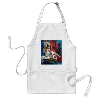 FALL FROM GRACE 2.jpg Adult Apron